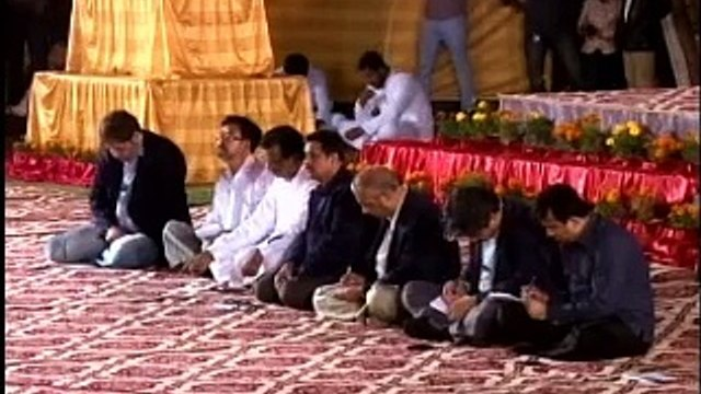 Part 3: Quaid-e-Tehreek Altaf Hussain address to General Workers Meeting of Restructuring MQM
