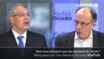 """Philippe Doucet : """"Je ne suis pas un énarque, c'est un handicap sous François Hollande"""""""