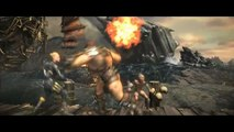 Mortal Kombat 10 - Kung Lao & Princess Kitana Trailer (PS4-Xbox One) - Mortal Kombat X