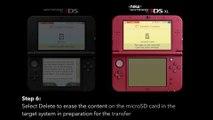New Nintendo 3DS XL System Transfer