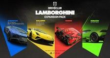 LAMBORGHINI EXPANSION FOR #DRIVECLUB