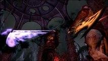 God of War III Remastered - Kratos vs Hades Boss Battle - PS4