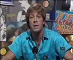 Molly Meldrum interviews Doctor Who (Tom Baker) on ABC TV's Countdown | February 1979