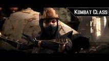 Mortal Kombat X _ Kombat Class- Kitana