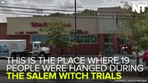 The Spot Where 19 People Were Hanged During The Salem Witch Trials Is Now A Walgreens