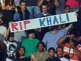 Undertaker vs The Great Khali Smackdown 18 August 2006