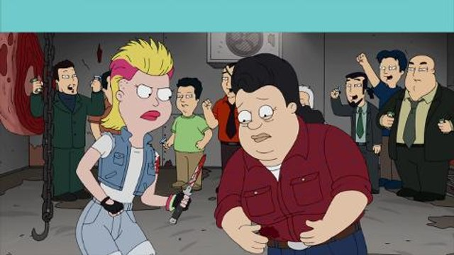 Theatrical Trailer - American Dad - TBS