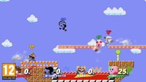 Super Smash Bros. for Wii U & Nintendo 3DS - Escenario Super Mario Maker
