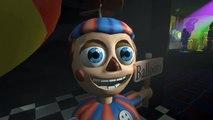 Five Nights at Freddys Animation: Foxy React to FNAF World [SFM]