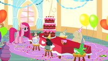MLP FIM py Of One Pinkie Pies Tea py With Reversed Voices