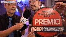 Finalistas y premio Hobby Consolas MGW2015