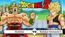 Cara a cara DBZ Budokai 3 VS DBZ Budokai Tenkaichi 3