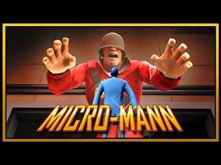 Micro-Mann (Saxxy 2015 Action Winner)
