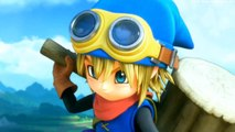 Dragon Quest Builders tráiler TGS