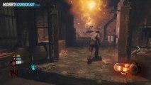 Gameplay Call of Duty Black Ops III modo zombies