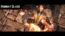 Mortal Kombat X_ Kombat Klass - Scorpion