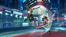 THE KING OF FIGHTERS XIV -Pre-PSX Promo Trailer-
