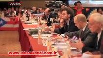 40 ülkeden 102 örgütün katıldığı buluşmada Türkiyeyi Vatan Partisi temsil etti