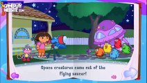 Dora l'Exploratrice dessins animés episode DORA aventure espace  Dora the Explorer  AWESOMENESS VIDEOS