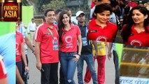 Katrina Kaif And John Abraham At Mumbai Marathon | Events Asia