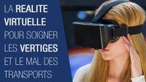 Vertiges, mal des transports… les bienfaits bien réels de la réalité virtuelle