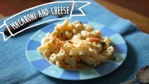 Mac & Cheese With Veggies | Popular Lunch / Dinner Recipe For Kids | Kiddies Corner With Anushrut