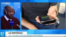 Paris : un projet qui pourrait révolutionner les appels aux services d'urgence