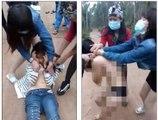 15 Yaşındaki Kızı Önce Soyup Sonra Tekme Tokat Dövdüler