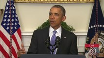 President Obama Delivers Address on Iran Deal After Sanctions Lifted
