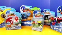 Sonic The Hedgehog Toys Sonic Boom launcher Burnbot Dr. Eggman Orbot Cubot Knuckles Tales