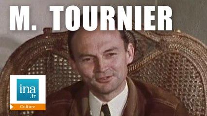 Michel Tournier, prix goncourt 1970 | Archive INA