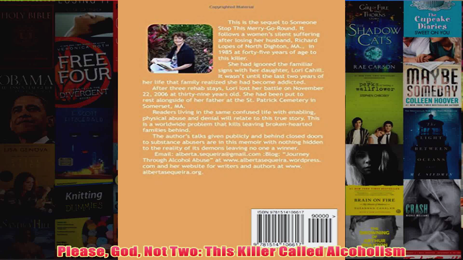 Download PDF  Please God Not Two This Killer Called Alcoholism FULL FREE