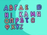 Развивающий мультфильм: поем и учим английский алфавит