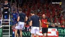 Goffin/Darcis vs Murray/Murray Highlights ᴴᴰ Davis cup 2015