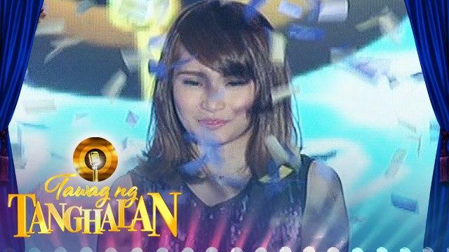 Tawag ng Tanghalan: Rachel Gabreza remains undefeated