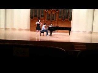 S.Prokofiev violin concerto no.2 1st mov.