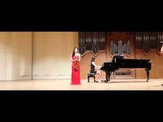 F.Waxman_ Carmen fantasy violin solo