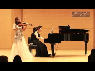 Beethoven violin sonata No.8 1st mov.