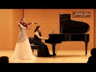 C.Frank violin sonata 2st mov.