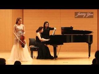 Beethoven violin sonata No.8 2nd mov.