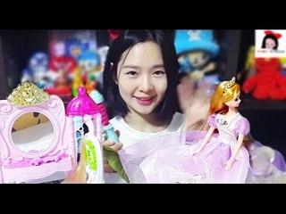 인형놀이 라푼젤 미용실놀이 play doll 人形遊び Кукла игра Rapunzel ラプンツェル Рапунцель Rapunzel Doll  라푼젤 공주파마 [ 토리월드 ]
