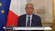 """Propos sur la """"race blanche"""" : Claude Bartolone présente ses """"excuses"""""""