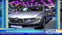 Renault se compromete a revisar y ajustar 15.000 vehículos tras constatar altos niveles de emisiones contaminantes