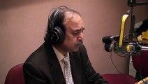 Dr.Khalid Abbas Naat Urdu recording at Metro Radio Hong Kong