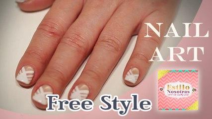 Free Style, Nail Art by Luli Gugli | ESTILO NOSOTRAS