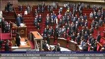 Attentat au Burkina Faso : l'Assemblée nationale observe une minute de silence