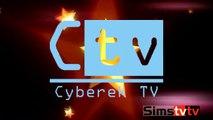 Oprawa graficzna CyberekTV na Boże Narodzenie 2009
