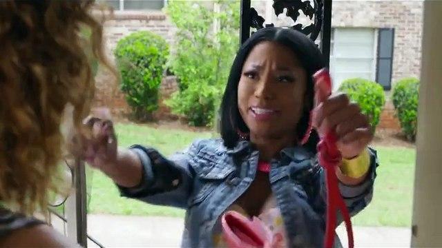 BARBERSHOP 3 'The Next Cut- TRAILER (Nicki Minaj, Eve, Ice Cube)