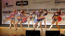 "Dance ""RETRO GIRL"" - Moscow Cup bodybuilding 2012"