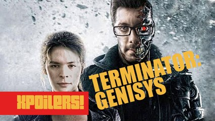 Terminator: Genisys - XPOILERS!
